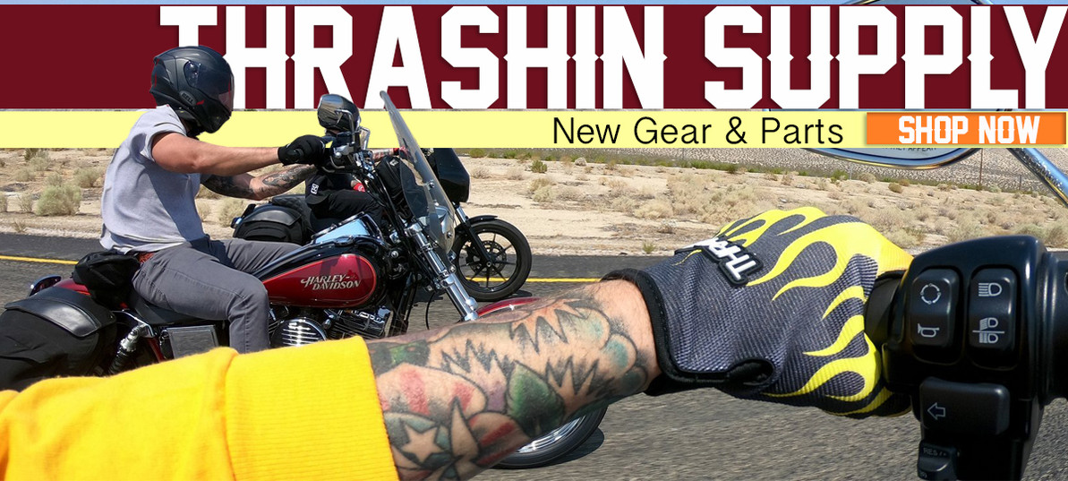 New Thrashin Supply Gloves for 2019