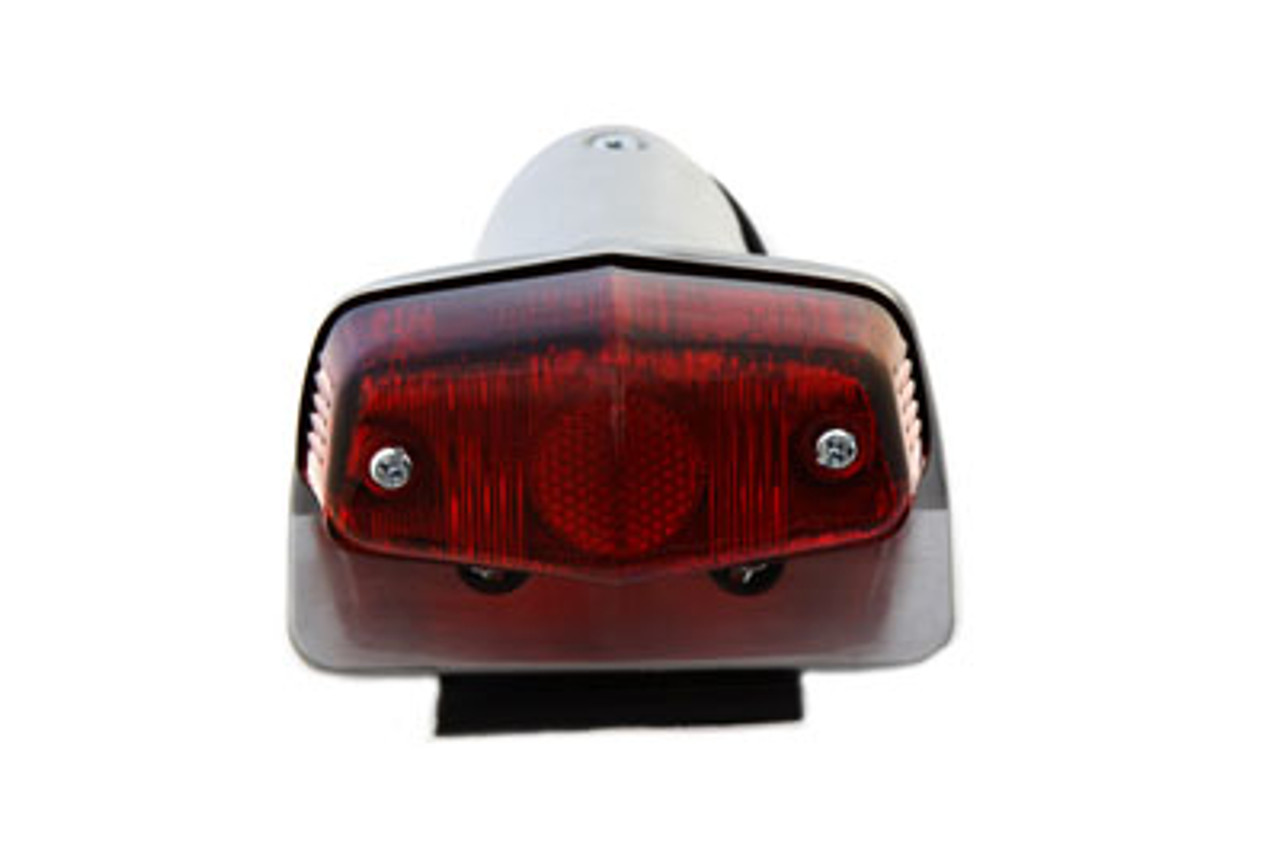 Aluminum PK Style Tail Lamp for Harley Davidson by V-Twin