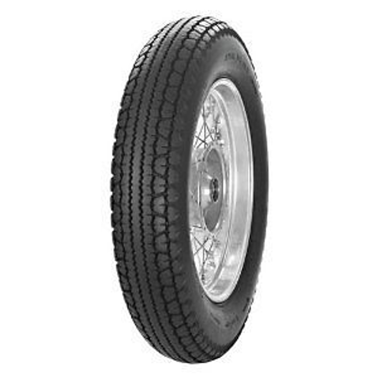 Avon Motorcycle Tires >> Avon Tyres Am7 Safety Mileage Mark 2 Rear Motorcycle Tire 5 00 16