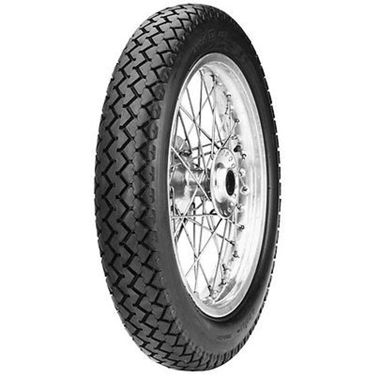 Avon Motorcycle Tires >> Avon Tyres Am7 Safety Mileage Mark 2 Rear Motorcycle Tire 4 00 18