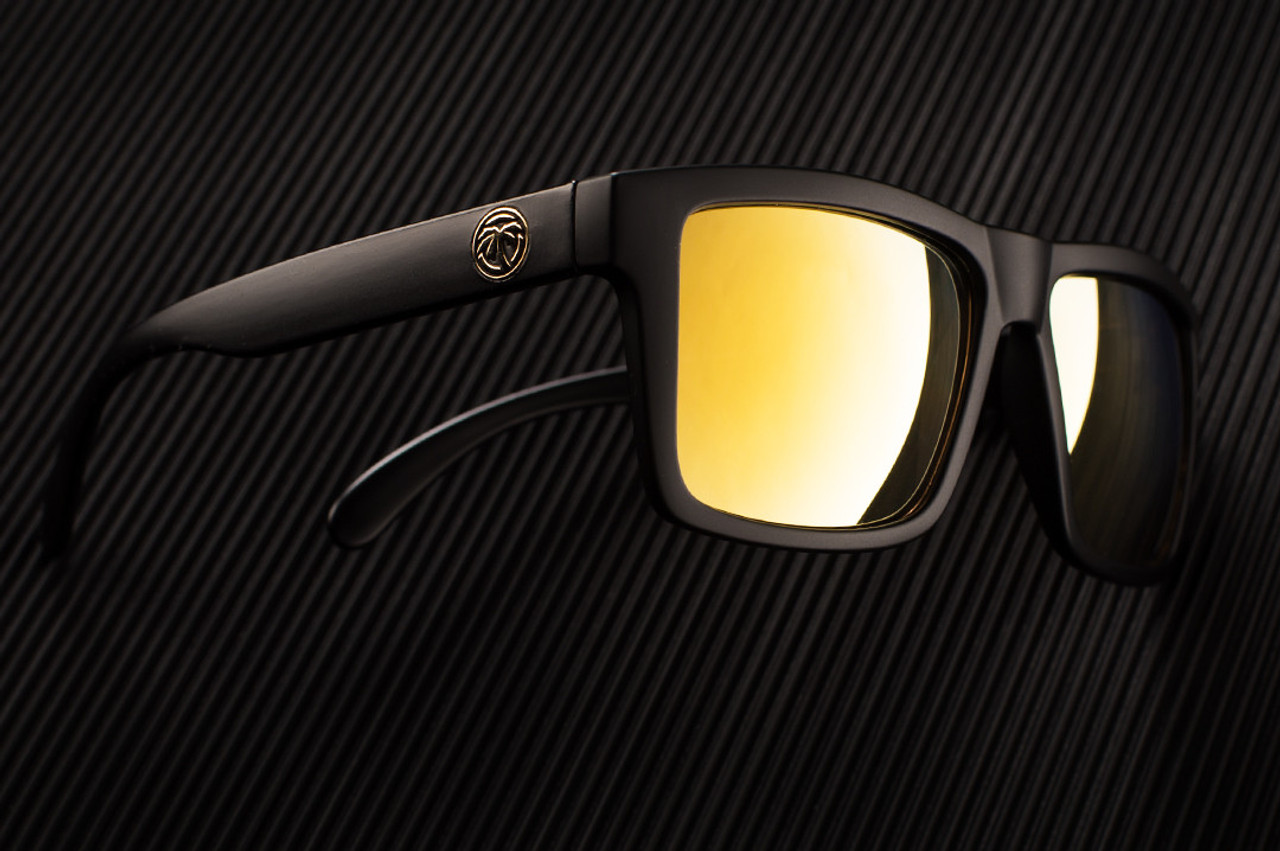 3f98805ebb1 HeatWave Visual Vise Sunglasses Gold Rush Lens. 1 review. SKU  DBC-15288   Shipping  Calculated at Checkout