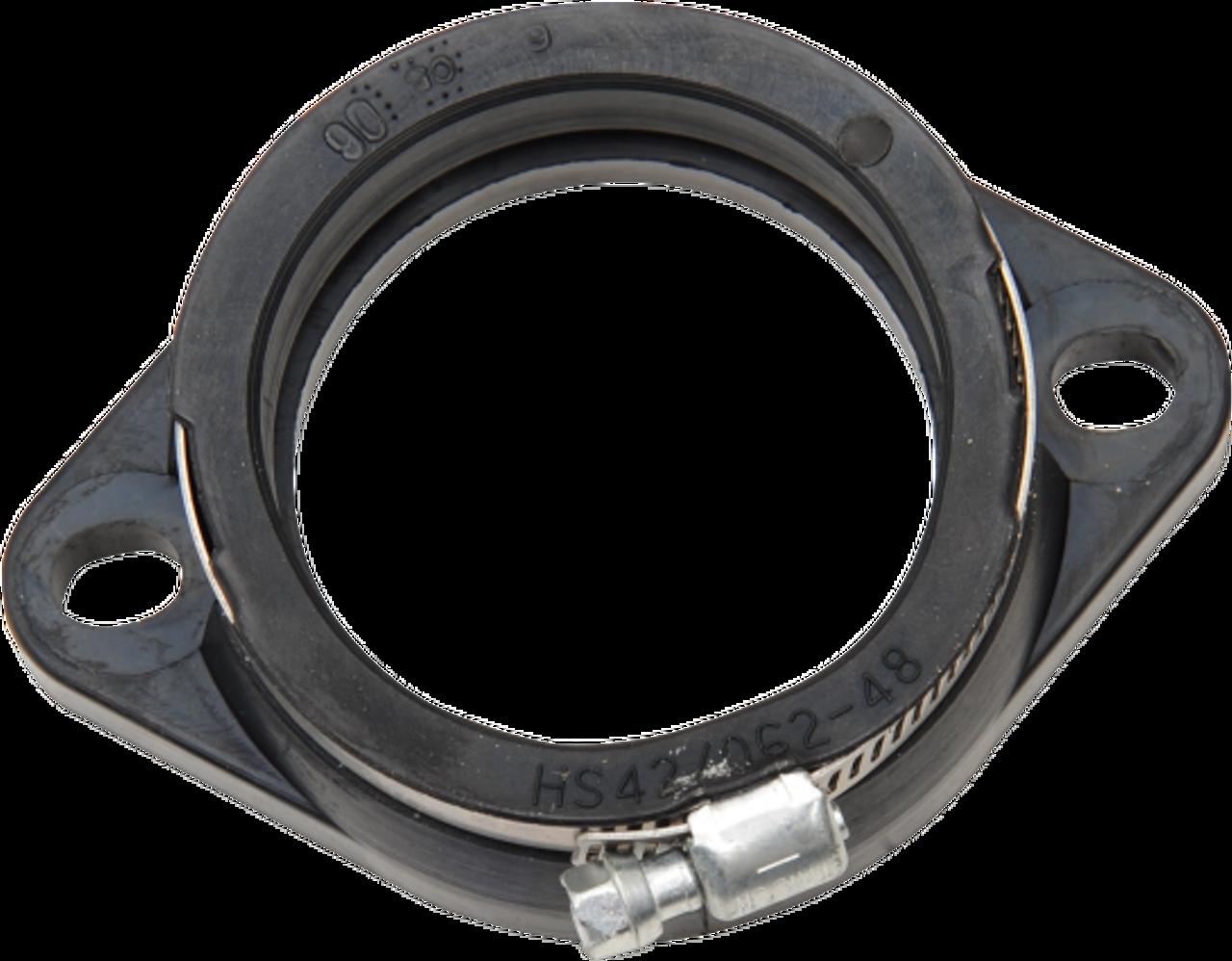 Mikuni Black Flange Straight Through Design Adapter 42mm HS42//018-42K