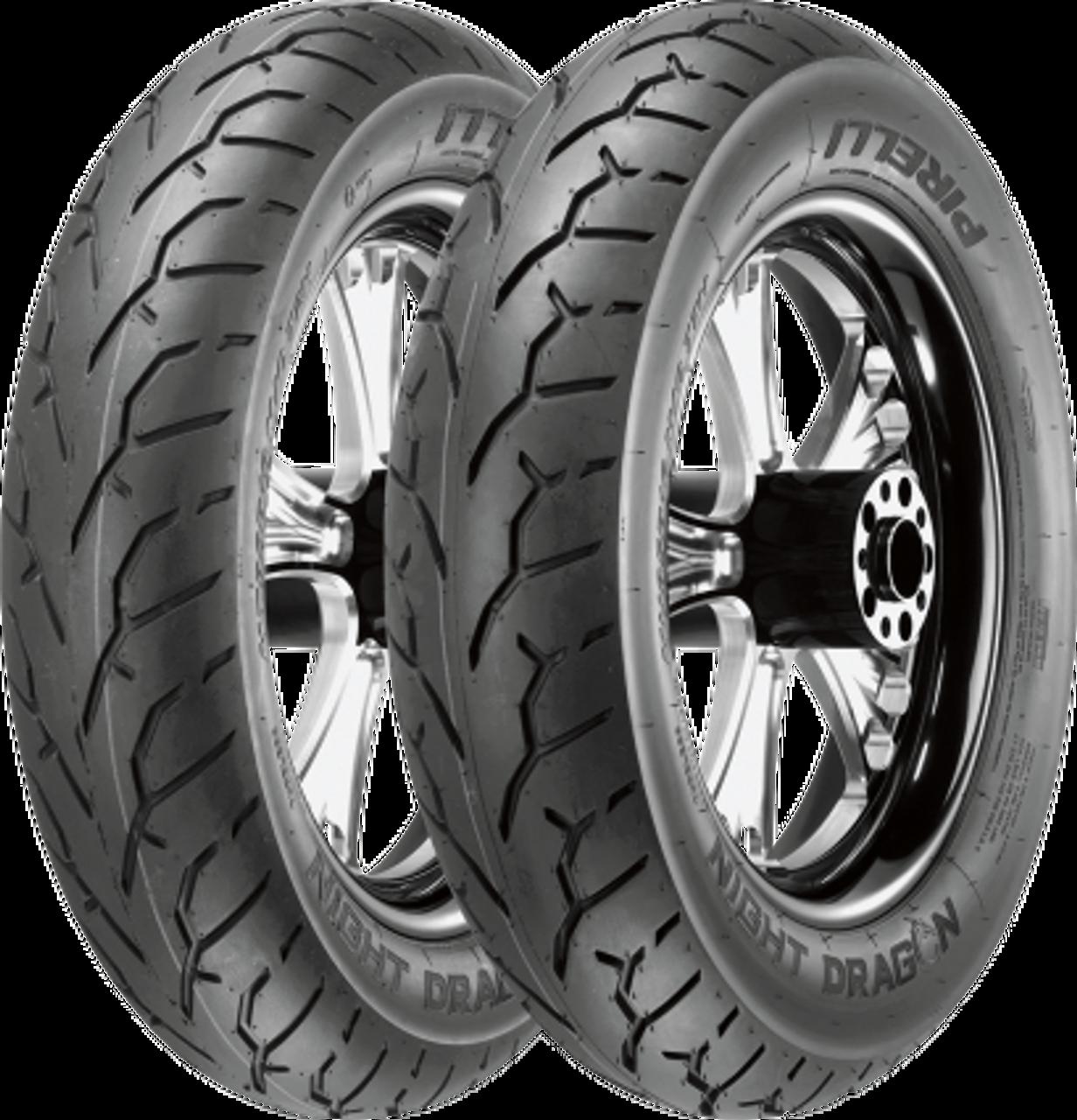 Pirelli Night Dragon 240 40r18 Rear Tire