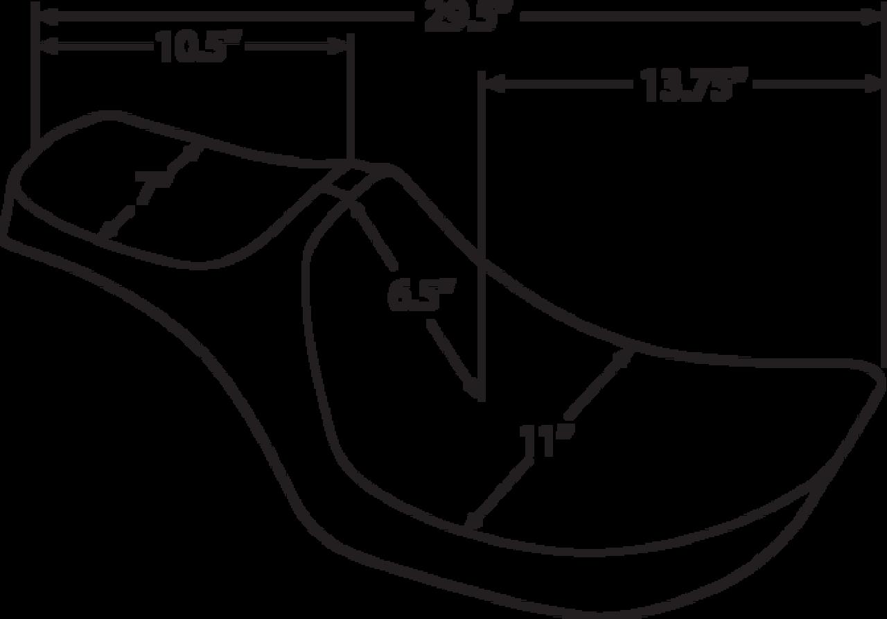 Drag Specialties - Predator III Seat fits '82-'94 FXR Models (Choose on fxr transmission diagram, fxr turn signals, fxr ford, fxr oil cooler, 2003 fxdl harley-davidson starter diagram,