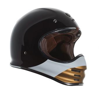 Torc Helmets T-3 Moto Classic Helmet - Coyote