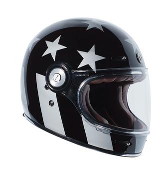Torc Helmets T-1 Retro Helmet - Captain Vegas