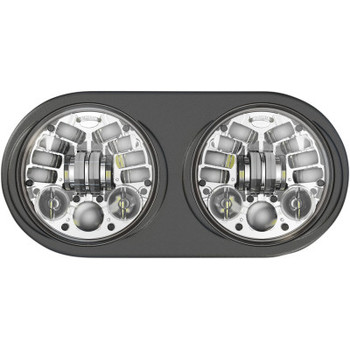 Custom Dynamics ProBEAM LED Headlamp Assembly - fits '98-'13 FLTR/FLTRX/FLTRU