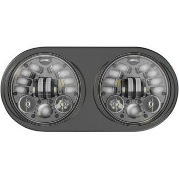 Custom Dynamics ProBEAM LED Headlamp Assembly - fits '98-'13 FLTR/FLTRX/FLTRU