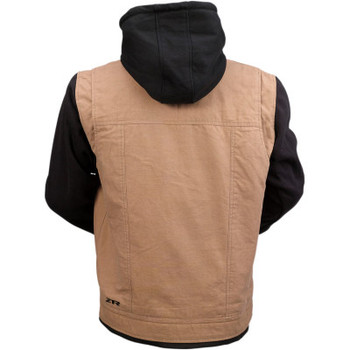 Z1R Jayrod Jacket - Black/Tan
