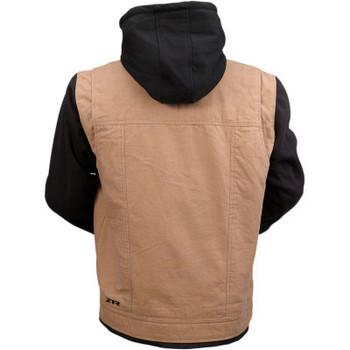 Z1R Jayrod Jacket - Black/Tan