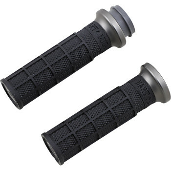 ODI Harley Hart-Luck Signature V-Twin Grips - Throttle By Wire