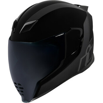 Icon - Airflite Full-Face Helmet - Stealth