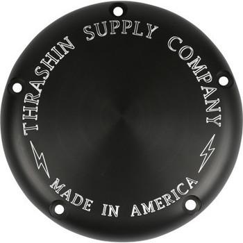 Thrashin Supply Billet Derby Cover fits Harley M8