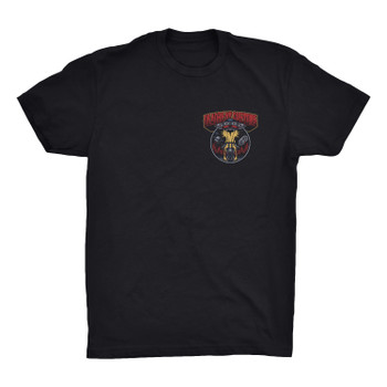 Deadbeat Customs UFO T-Shirt