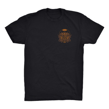 Deadbeat Customs Snake Head T-Shirt