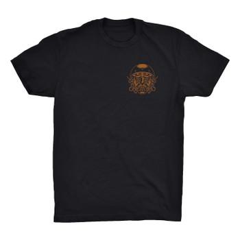 Deadbeat Customs Snake Head T-Shirt