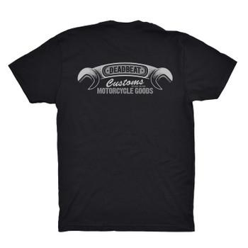 Deadbeat Customs Mechanic T-Shirt