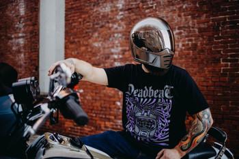 Deadbeat Customs Splittin' Lanes T-Shirt