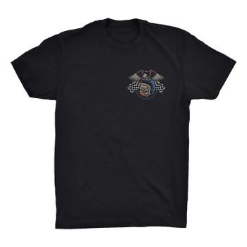 Deadbeat Customs Flying Monster T-Shirt