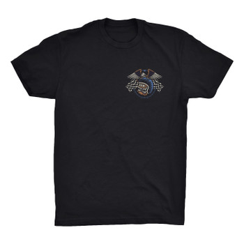 Deadbeat Customs Flying Monster T-Shirt