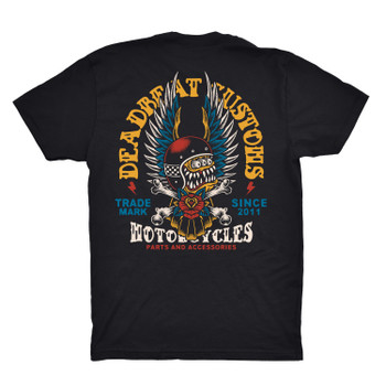 Deadbeat Customs Monster Tat T-Shirt
