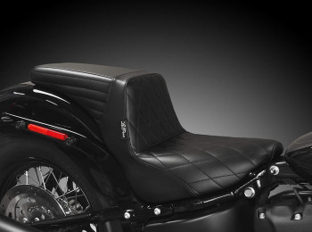 Le Pera - Cherokee Seats fits '18-'20 Softail Fat Boy FLFB (Diamond)