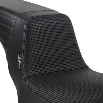 Le Pera - Kickflip Seats fits '18-'20 FXBB/FLSL Softail Models (Basket Weave Seat)