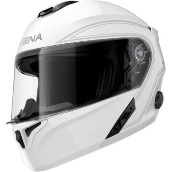 SENA - Outrush Helmet - White