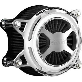 Vance and Hines - VO2 X Air Intakes Fits Dyna Models (Chrome)