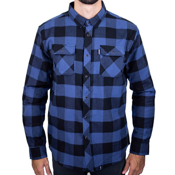 Deadbeat Customs - Classic Flannel Shirt - Bruiser