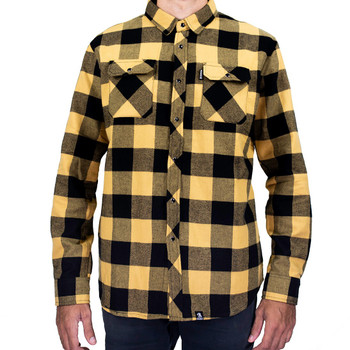 Deadbeat Customs - Classic Flannel Shirt - Knox