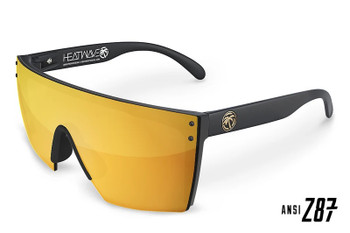 HeatWave Visual - Lazer Face Sunglasses Kit - Gold Rush