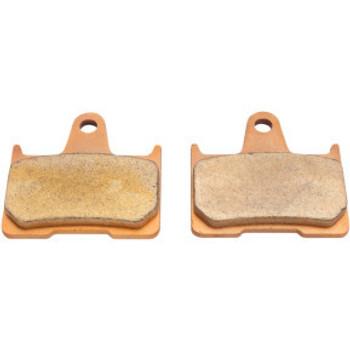 Drag Specialties - Premium Sintered Metal Rear Brake Pads fits '15-'20 Sportster Models (Repl. OEM#41300053)