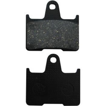 Drag Specialties - Organic Aramid Fiber Rear Brake Pads fits '14-'20 Sportster Models (Repl. OEM#41300053)