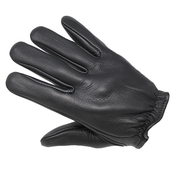 Deadbeat Customs - Blackout Deerskin Leather Gloves