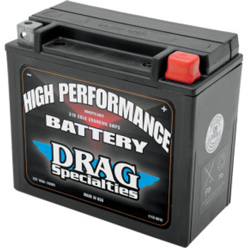 Drag Specialties - High Performance AGM Battery - OEM# 65989-97A