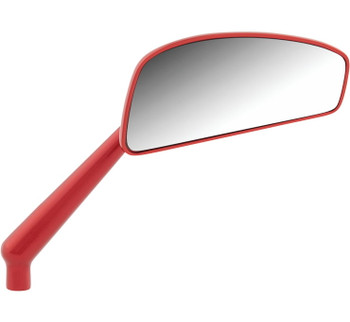 Arlen Ness - Tearchop Mirrors (Red) (Front)