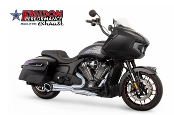 Freedom Performance - Slash Cut 2-Into-1 Turnout fits '20 Challenger Models