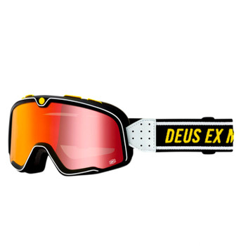 100% - Barstow Deus Goggles - Mirror Red