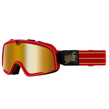 100% - Barstow Cartier Goggles - True Gold