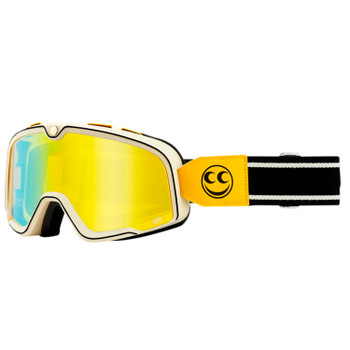 100% - Barstow See See Goggles - Flash Yellow