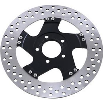 "Performance Machine - 11.8"" Front Center Hub Two-Piece Brake Rotors - Pro-Am Black Ops™"