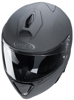 HJC Helmets - i90 Modular Helmet - Stone Gray