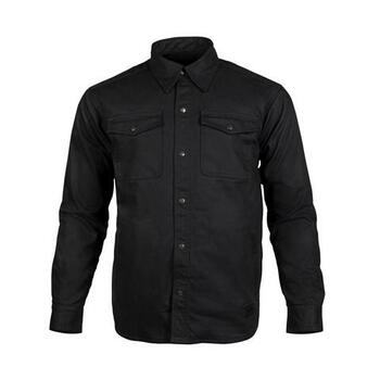 Cortech The Voodoo Protective Riding Shirt - Black