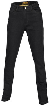 Cortech The Delray Women's Protective Stretch Riding Jeans - Black