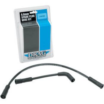 Drag Specialties - 8.8MM Spark Plug Wire Set fits '07-'20 Sportster Models