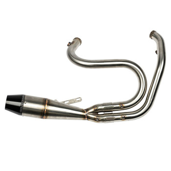 Sawicki Speed Shop - 2 into 1 Shorty Pipe fits '91-'17 Dyna Models