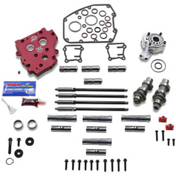 Feuling - 525 HP+® Chain Drive Camchest Kits for '07-'17 Twin Cam and '06 Dyna Glide
