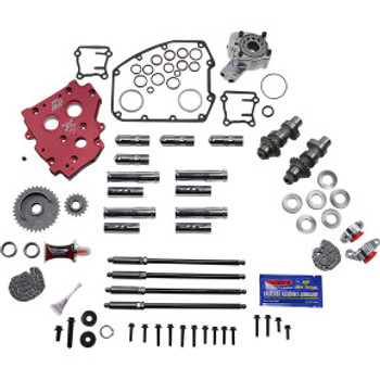 Feuling - 525 HP+® Chain Drive Conversion Camchest Kits for '99-'06 Twin Cam (Except '06 Dyna Glide)