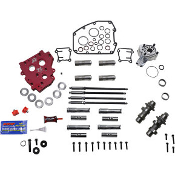 Feuling - 543 HP+® Chain Drive Camchest Kits for '99-'17 Twin Cam For all '07-'17 Twin Cam and '06 Dyna Glide